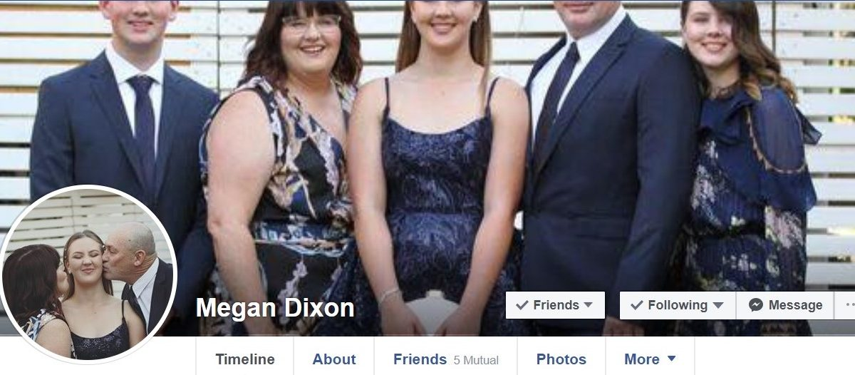 Meet My Friends: Megan Dixon