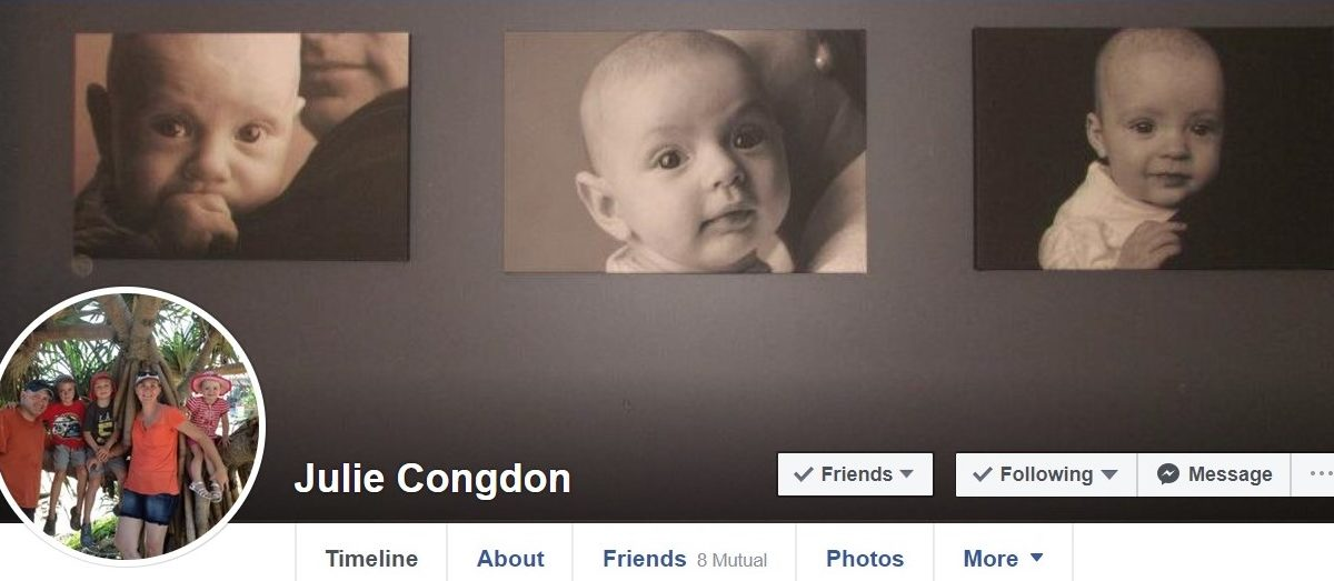 Meet My Friends: Julie Congdon
