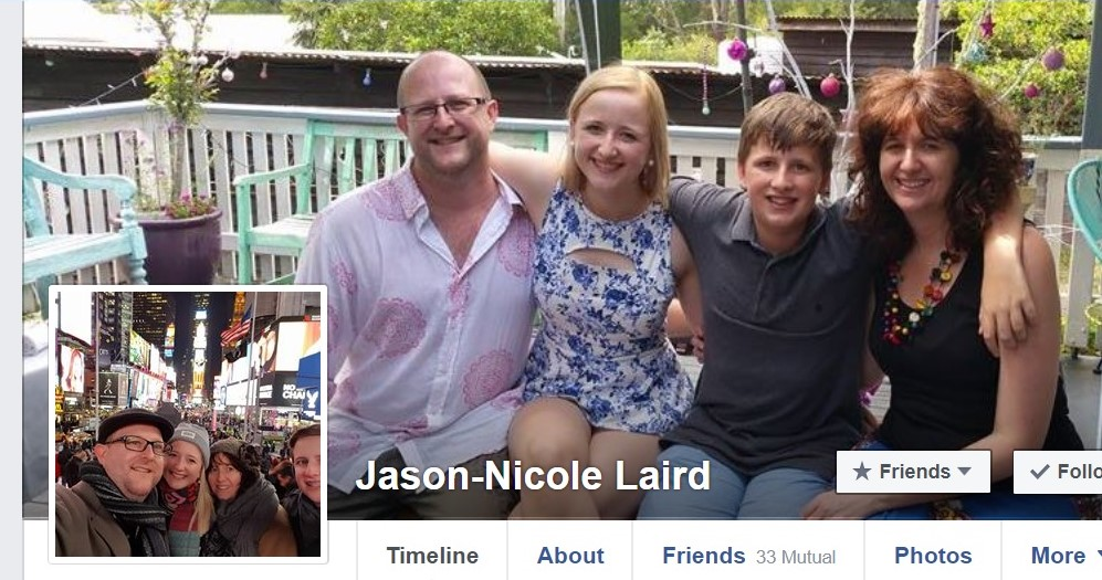 Meet My Friends: Jason-Nicole Laird