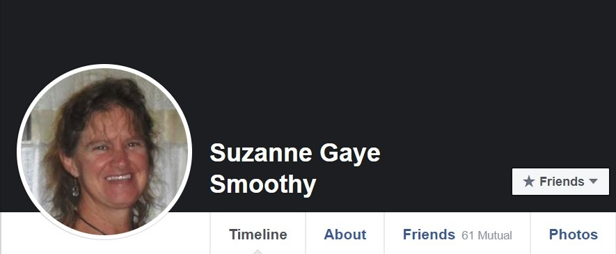 Meet My Friends: Suzanne Gaye Smoothy