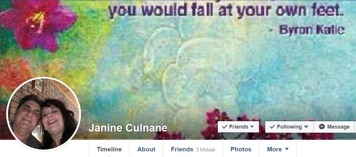 Meet My Friends: Janine Culnane